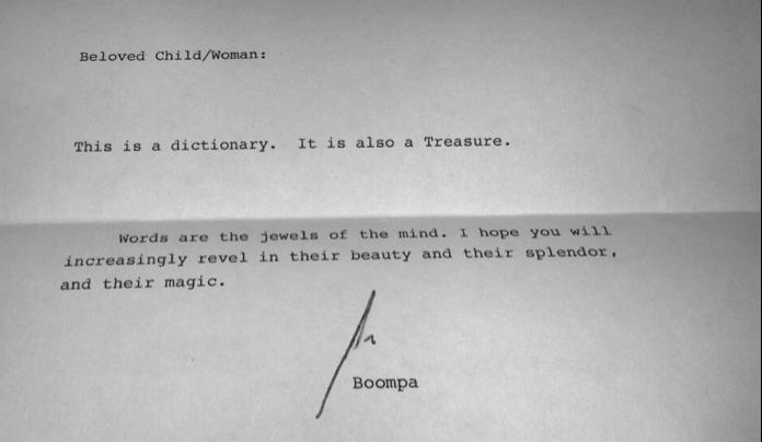 Bompa_Letter