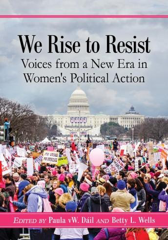 Danielle James_dksjames.com_We Rise to Resist cover